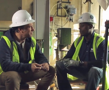 Project Jumpstart Mike Rowe