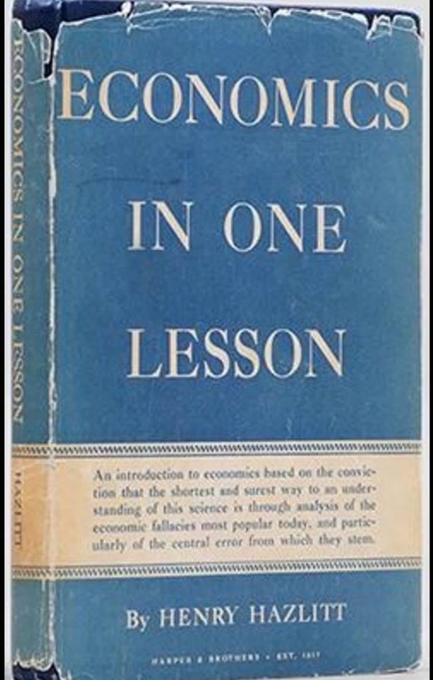 essays on economics in one lesson