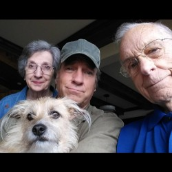 National Dog Day - Freddy, Peggy, Mike Rowe, John