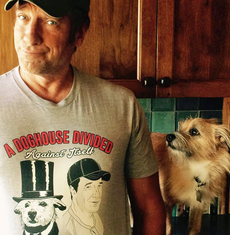 whosay mike rowe freddy a doghouse divided