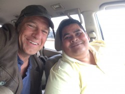 Mike Rowe - An Angel in an Uber