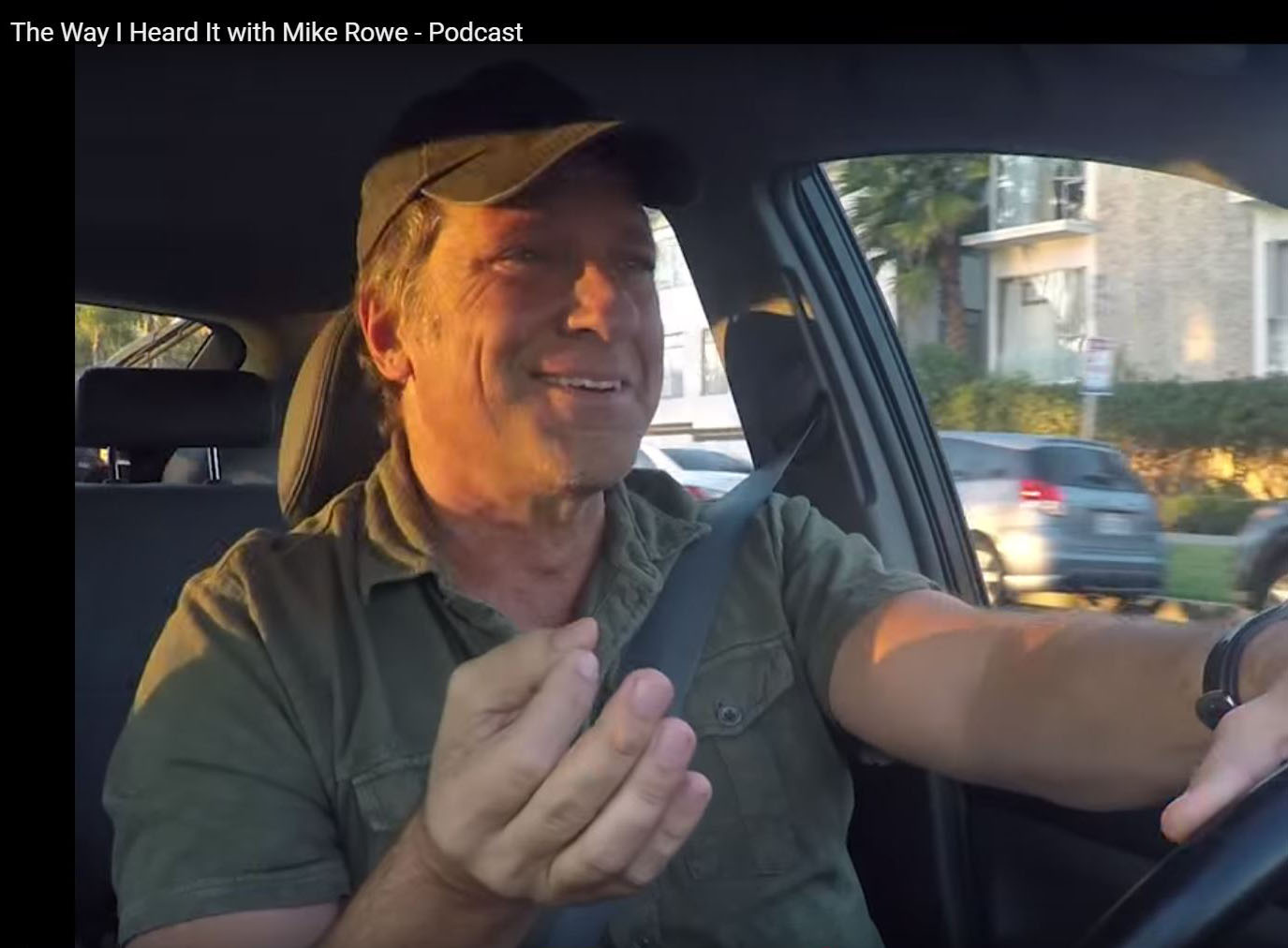 Mikeroweworks podcast