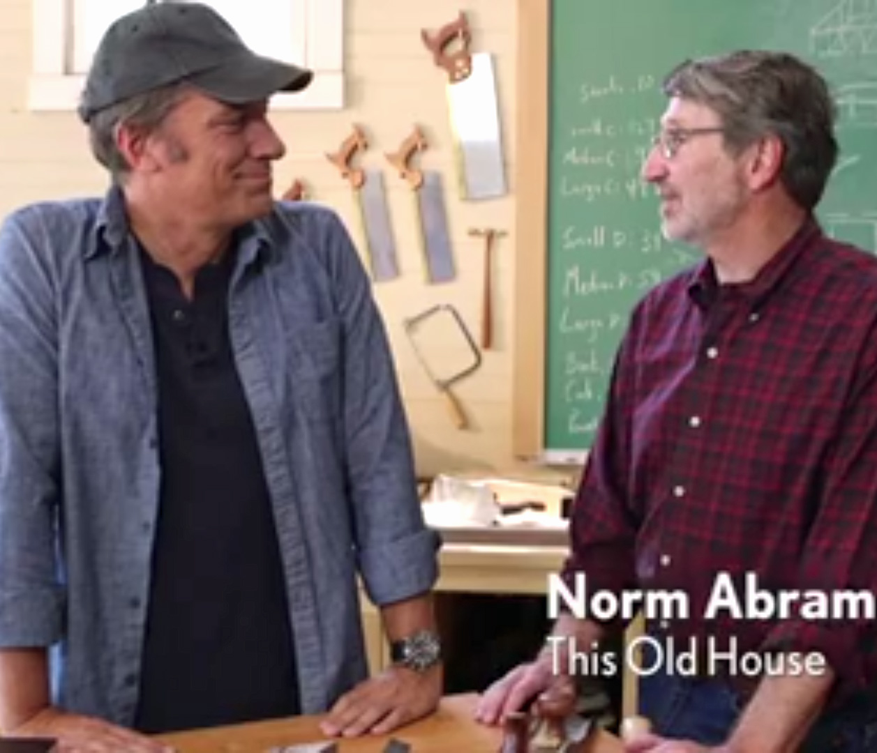 Mike Rowe This Old House