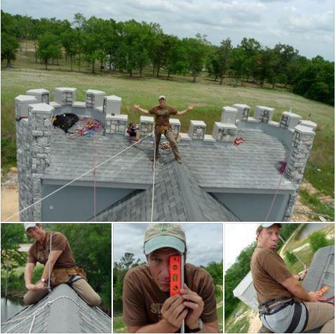 Dirty Jobs - Mike Rowe - Lightning Rod Installer