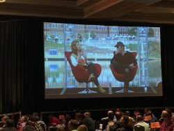 Mike Rowe Robin Robins Big Seminar