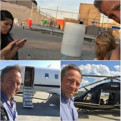 Mike Rowe - Airport Tarmac