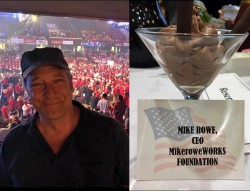 Mike Rowe - SkillsUSA 2017 - Choc. Mousse
