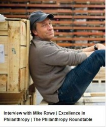 mike rowe - Phlilanthropy Roundtable Magazine