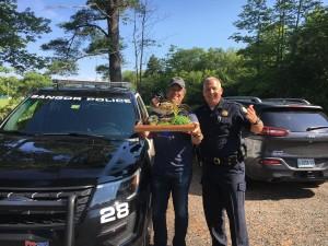 Mike Rowe - Bangor Maine Police