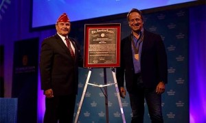 Mike Rowe - American Legion National Commander's Medica and Communications Award