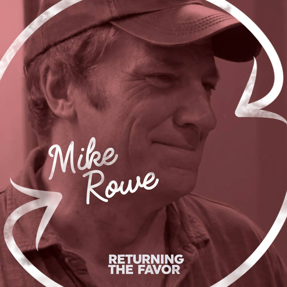returning the favor first two episodes are up mike rowe