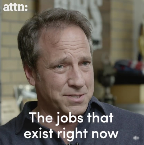ATTN Germany - Mike Rowe