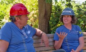 RTF Girls Build Katie Hughes