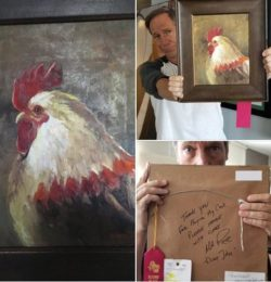 Off The Wall: About the Cock in Question