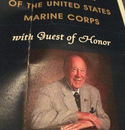 The Marine Corps Ball