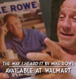 Off The Wall: Did I see you in a bathtub at Walmart?